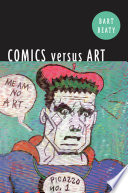 Comics Versus Art book