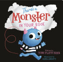 There's a Monster in Your Book Book