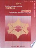 Annuaire de statistiques industrielles par produit