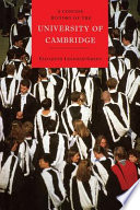 A Concise History of the University of Cambridge