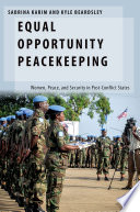 Equal Opportunity Peacekeeping