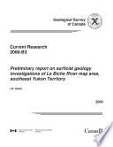 Geological Survey of Canada  Current Research  Online  no  2000 B3