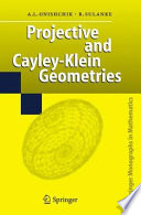 Projective and Cayley Klein Geometries
