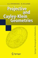 Projective and Cayley-Klein Geometries