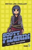 Scott Pilgrim Vs  the Universe