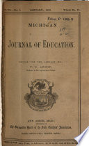 The Michigan Journal of Education
