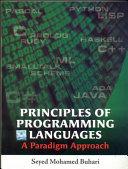 Prin Of Programming Languages