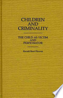 Children and Criminality