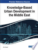 Knowledge Based Urban Development In The Middle East book