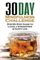 Mindfulness Pdf/ePub eBook