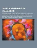 West Ham United F  C  Managers