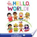 Disney It s A Small World  Hello  World  Book PDF