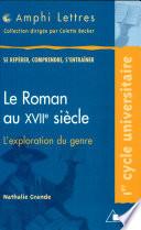 Le roman au XVIIe si  cle