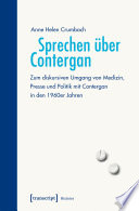 Sprechen über Contergan