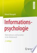 Informationspsychologie