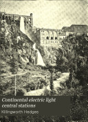 Continental Electric Light Central Stations