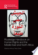 Routledge Handbook on Human Rights and the Middle East and North Africa