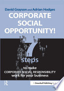 Corporate Social Opportunity
