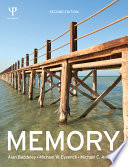Memory : the study of memory. written by three of...