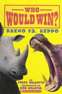 Rhino Vs  Hippo