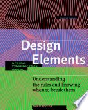 Design Elements  Third Edition Book PDF