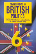 Developments in British Politics 6