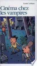 illustration du livre Cinéma chez les vampires
