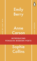 Penguin Modern Poets 1 : and diversity of contemporary poetry. every volume...