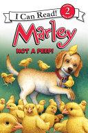 Marley Not A Peep