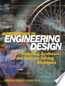 Introduction To Engineering Design book