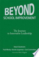 Beyond School Improvement