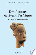 Des femmes écrivent l'Afrique