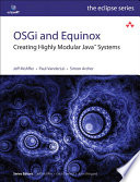 Osgi And Equinox