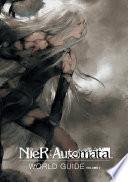 Book NieR  Automata World Guide Volume 2