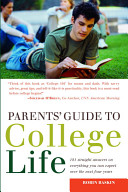 Parents  Guide to College Life