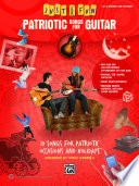 Just For Fun Patriotic Songs For Guitar book