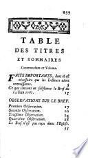 Memoire Justificatif du livre intitule Exposition de la Doctrine Chretienne ...