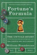 download ebook fortune\'s formula pdf epub
