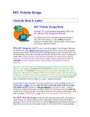 The Complete D I Y  Website Design EBook