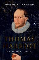 Thomas Harriot