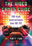 Book The Video Games Guide