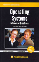 Operating Systems Interview Questions You ll Most Likely Be Asked