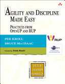 Agility and Discipline Made Easy