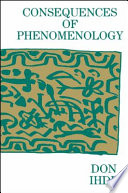 Consequences of Phenomenology