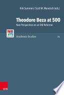 Theodore Beza At 500