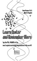 Learn faster and remember more
