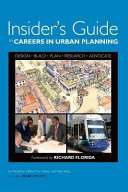 Insider s Guide to Careers in Urban Planning