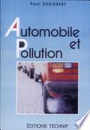 Automobile et pollution