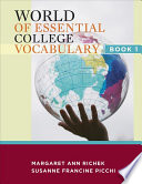 World of Essential College Vocabulary