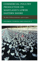 download ebook commercial poultry production on maryland\'s lower eastern shore pdf epub